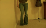 Altering Pants Tutorial – refashioning pants into skinnys or bell bottoms