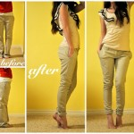 Tailoring your trousers!