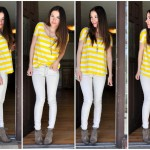 Gray to white – bleaching jeans