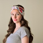 3 DIY turban tutorials