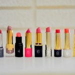 Personal Lipstick Collection and Guide