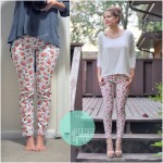 Another way to take in your pants or to turn them into skinny jeans tutorial