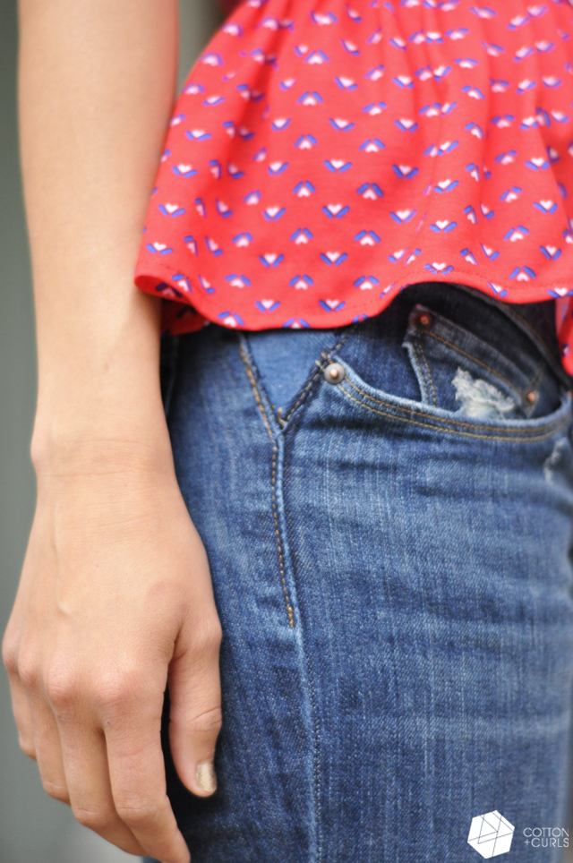 97be0e43 Take out your jean's waistband tutorial…aka make your pants bigger!