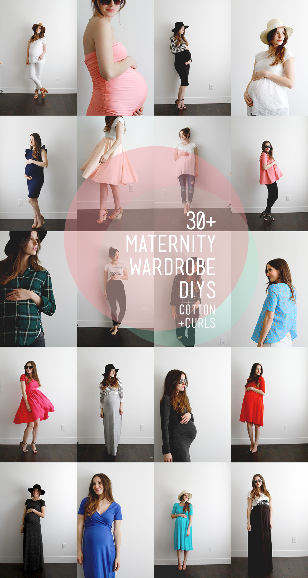 082d7b97f14bb + Make your own maternity wardrobe with these 30+ DIYs (new post almost  daily)